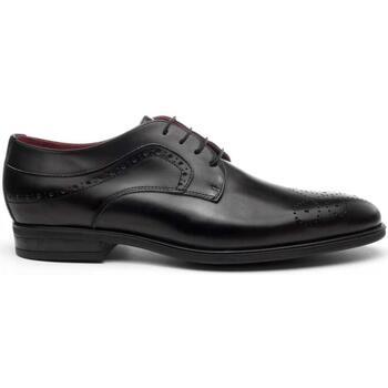 Schoenen Heren Derby & Klassiek Keelan 63211 BLACK