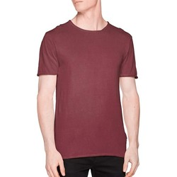 Textiel Heren T-shirts korte mouwen Only & Sons   Rood