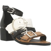 Schoenen Dames Sandalen / Open schoenen Mjus M09011 SANDALIA HEBILLA Zwart