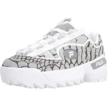 Schoenen Dames Sneakers Fila D-FORMATION R WMN Grijs