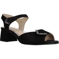 Schoenen Dames Sandalen / Open schoenen Piesanto 190288 Zwart