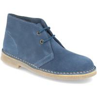 Schoenen Dames Laarzen Shoes&blues DB01 Jeans