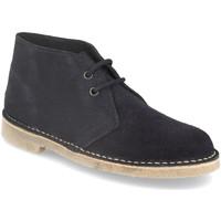 Schoenen Dames Laarzen Shoes&blues DB01 Marino