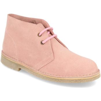 Schoenen Dames Laarzen Shoes&blues DB01 Rosa
