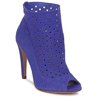 Schoenen Dames Low boots Bourne RITA Blauw