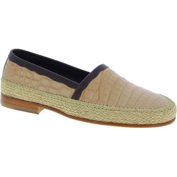 Schoenen Heren Mocassins D&G A50034 A2F77 8R063 beige