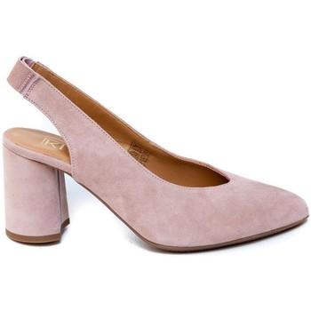 Schoenen Dames Derby & Klassiek Barminton 4071 Roze