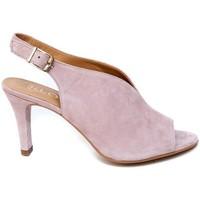 Schoenen Dames Sandalen / Open schoenen Barminton 2539 Roze