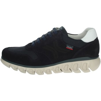 Schoenen Heren Lage sneakers CallagHan 12912 Blue