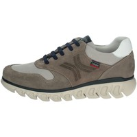 Schoenen Heren Lage sneakers CallagHan 12912 Grey/Blue