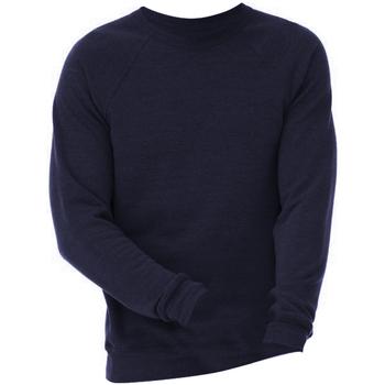 Textiel Sweaters / Sweatshirts Bella + Canvas CA3901 Marine Triblend