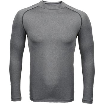 Ondergoed Heren Hemden Rhino RH001 Heide Grijs
