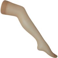 Ondergoed Dames Panty's/Kousen Silky  Naakt