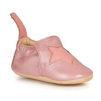 Schoenen Meisjes Sloffen Easy Peasy BLUMOO ETOILE Roze
