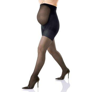 Ondergoed Dames Shapewear Spanx Collants  Mama Zwart