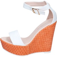 Schoenen Dames Sandalen / Open schoenen Solo Soprani Sandales BN642 Blanc