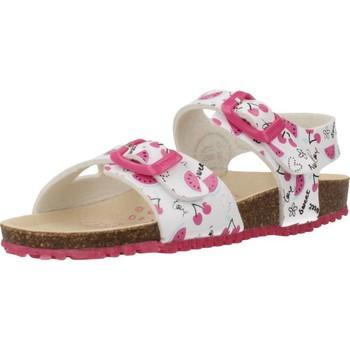 Schoenen Meisjes Sandalen / Open schoenen Garvalin 202666 Wit