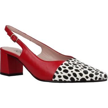 Schoenen Dames Sandalen / Open schoenen Joni 18502J Rood