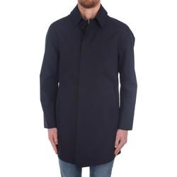 Textiel Heren Mantel jassen Kired PABLO68080 Blue