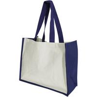 Tassen Dames Tote tassen / Boodschappentassen Westford Mill W422 Marineblauw