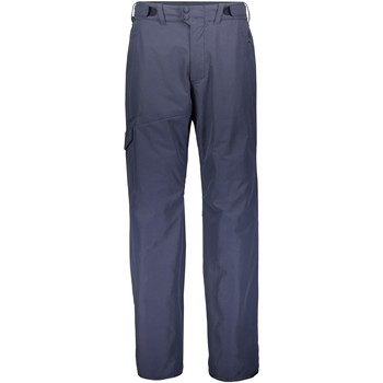Textiel Heren Broeken / Pantalons Scott Men's Ultimate Dryo Snowboard Pants Blue Nights
