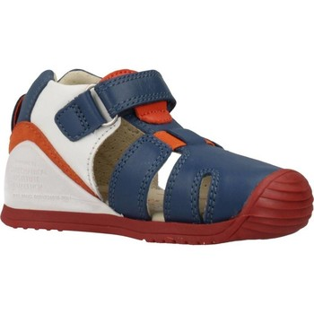 Schoenen Jongens Sandalen / Open schoenen Biomecanics 202149 Blauw