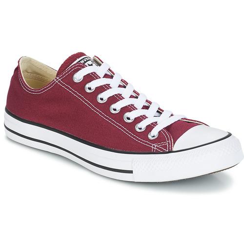 Schoenen Lage sneakers Converse CHUCK TAYLOR ALL STAR CORE OX Bordeaux