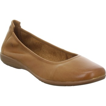 Schoenen Dames Ballerina's Josef Seibel Fenja 01 Marron