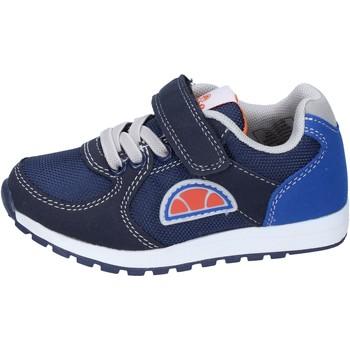 Schoenen Jongens Lage sneakers Ellesse sneakers tela Blu