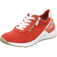 Schoenen Dames Lage sneakers Marco Tozzi 222373934621 Rouge