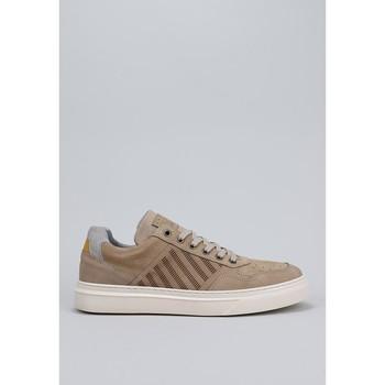 Schoenen Heren Lage sneakers Krack Q00004004-40 Beige
