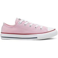 Schoenen Kinderen Lage sneakers Converse Chuck taylor all star ox Roze