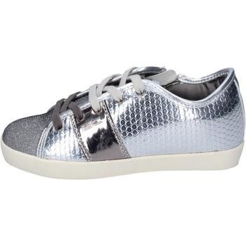 Schoenen Meisjes Sneakers Enrico Coveri Baskets BN689 Argent