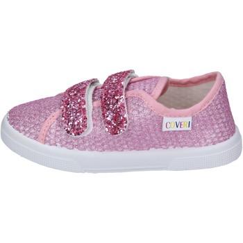 Schoenen Meisjes Sneakers Enrico Coveri Baskets BN694 Rose