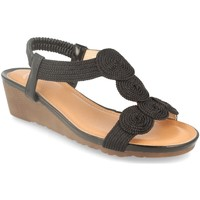 Schoenen Dames Sandalen / Open schoenen Colilai H070 Negro