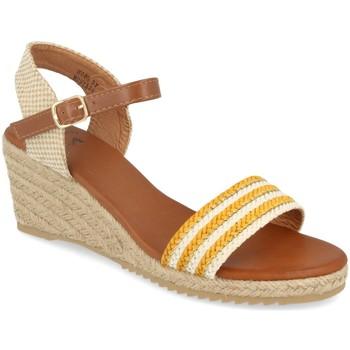 Schoenen Dames Sandalen / Open schoenen Colilai H086 Amarillo
