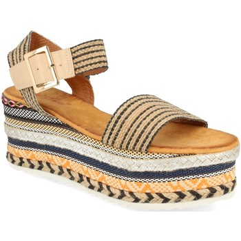 Schoenen Dames Sandalen / Open schoenen Milaya 3M121 Naranja