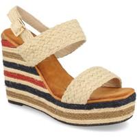 Schoenen Dames Sandalen / Open schoenen Milaya 5R8 Beige