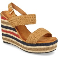 Schoenen Dames Sandalen / Open schoenen Milaya 5R8 Camel