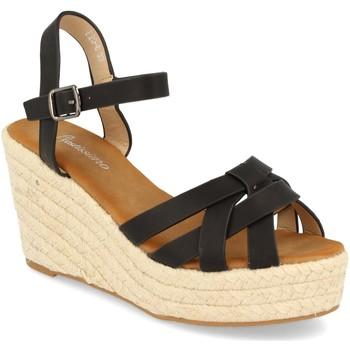 Schoenen Dames Sandalen / Open schoenen Festissimo F20-6 Negro