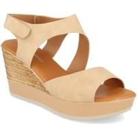 Schoenen Dames Sandalen / Open schoenen Festissimo HL289-1 Beige