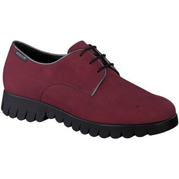 Schoenen Dames Sneakers Mephisto LOREEN Rood