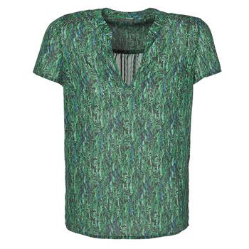 Textiel Dames Tops / Blousjes Ikks BR11055 Groen