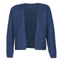 Textiel Dames Vesten / Cardigans Ikks BR17015 Marine
