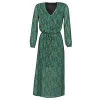Textiel Dames Lange jurken Ikks BR30095 Groen