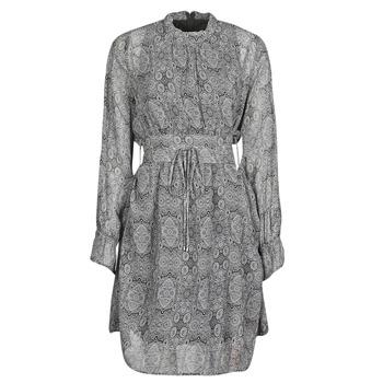 Textiel Dames Korte jurken Ikks BR30165 Grijs