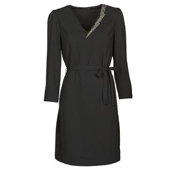 Textiel Dames Korte jurken Ikks BR30265 Zwart