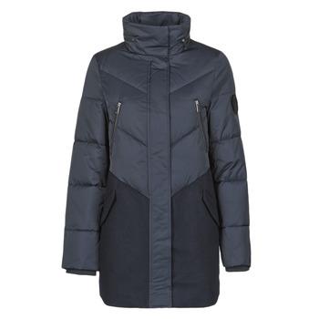 Textiel Dames Dons gevoerde jassen Ikks BR45015 Marine