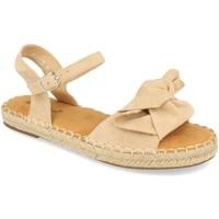 Schoenen Dames Sandalen / Open schoenen Milaya 2M10 Beige