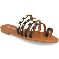 Schoenen Dames Sandalen / Open schoenen Milaya 2R33 Negro
